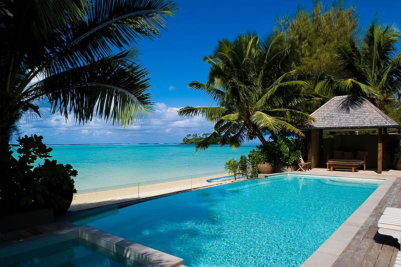 16 Islas Cook