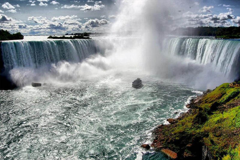 19 Canada. Cataratas Niagara