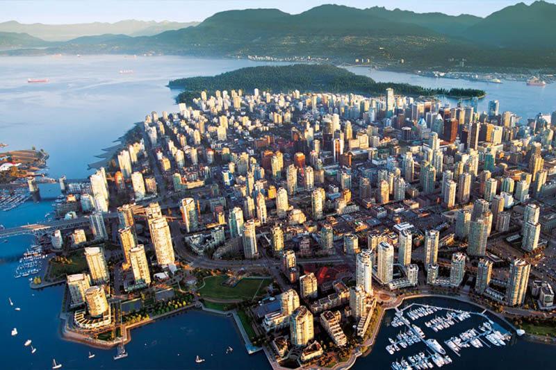 20 Canada. Vancouver