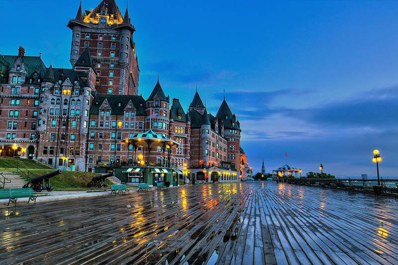 21 Canada. Quebec