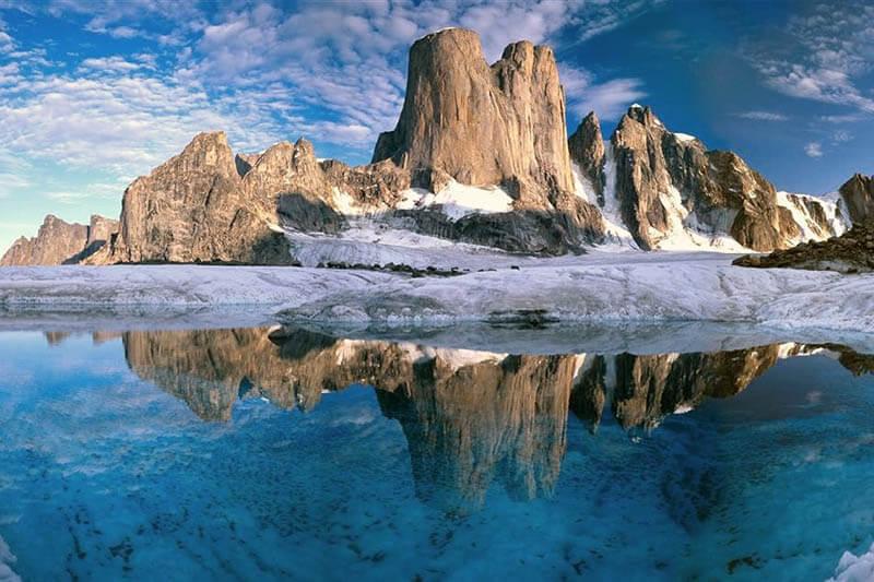 22 Canada. Isla de Baffin