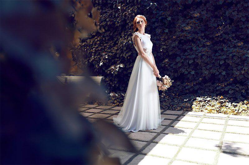 4 trajes para madrina de boda