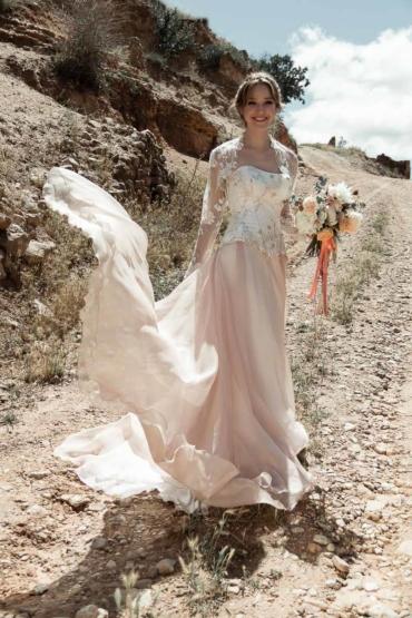 Historia de un vestido: 'Roxanne'