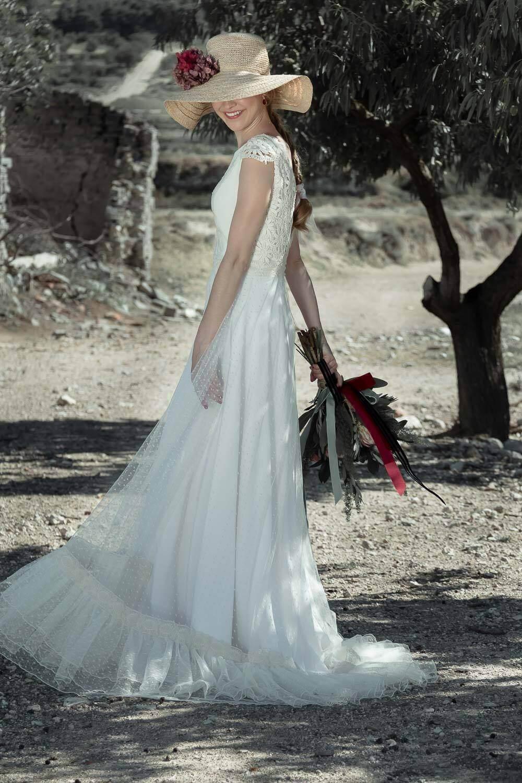 trajes de novia diferentes