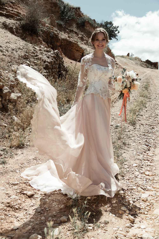 vestidos de novia diferentes en zaragoza