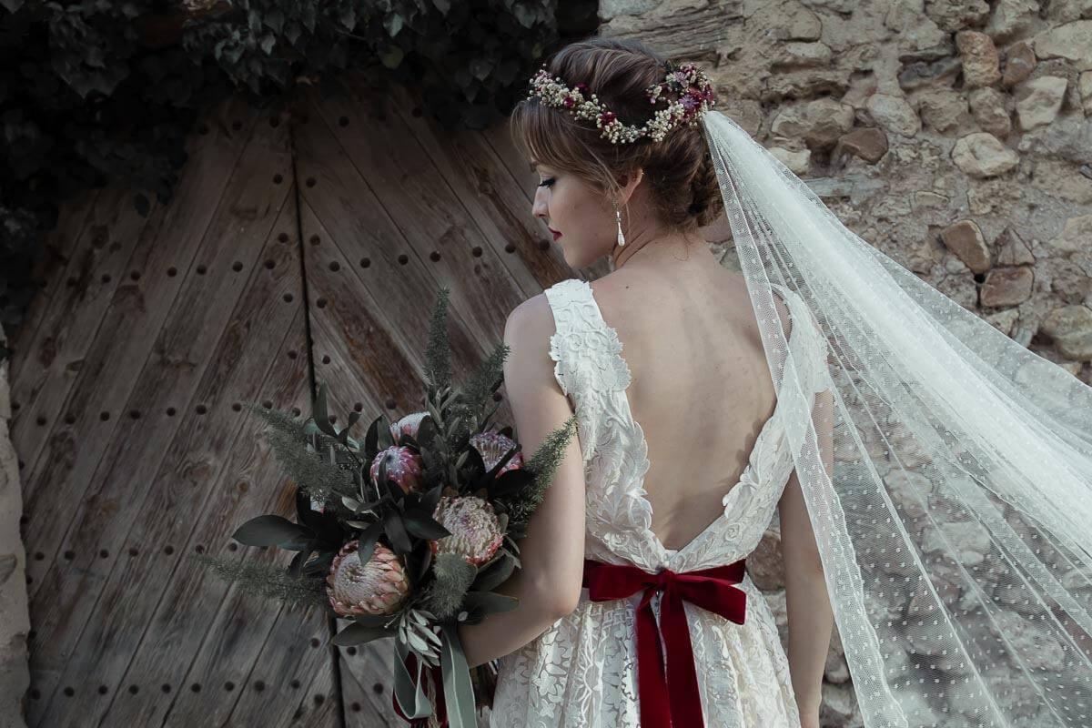 tienda de vestidos de novia de dia