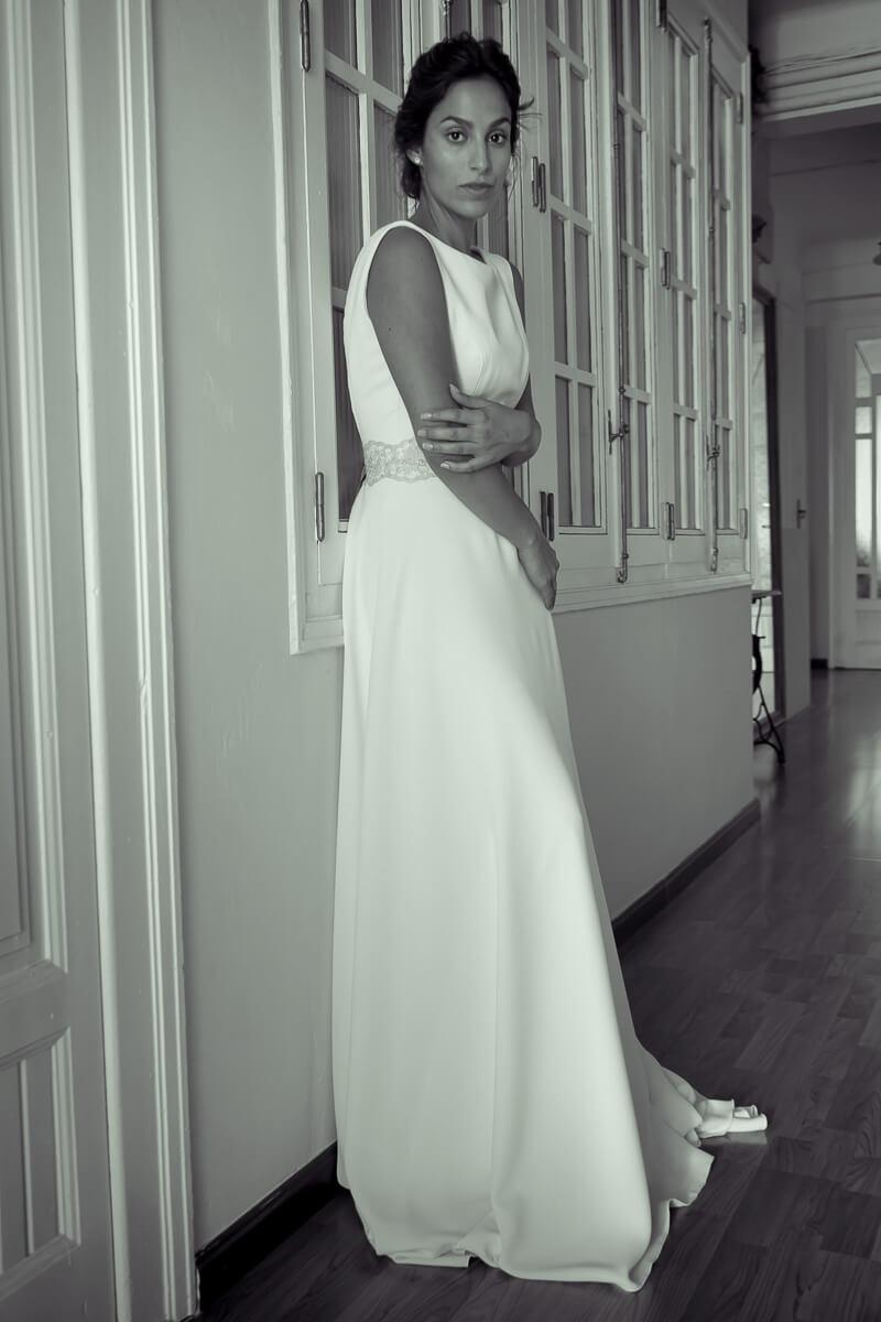 trajes novias 2018