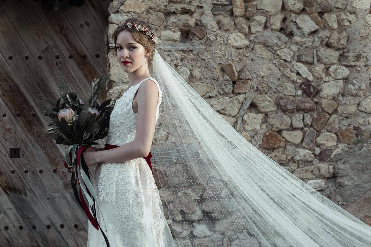 vestidos de novia en Pamplona