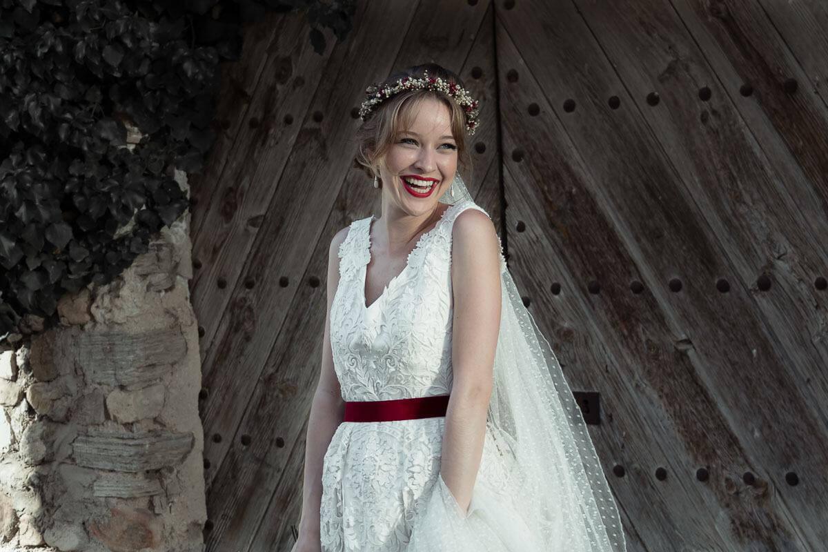 vestidos de novia en Zaragoza