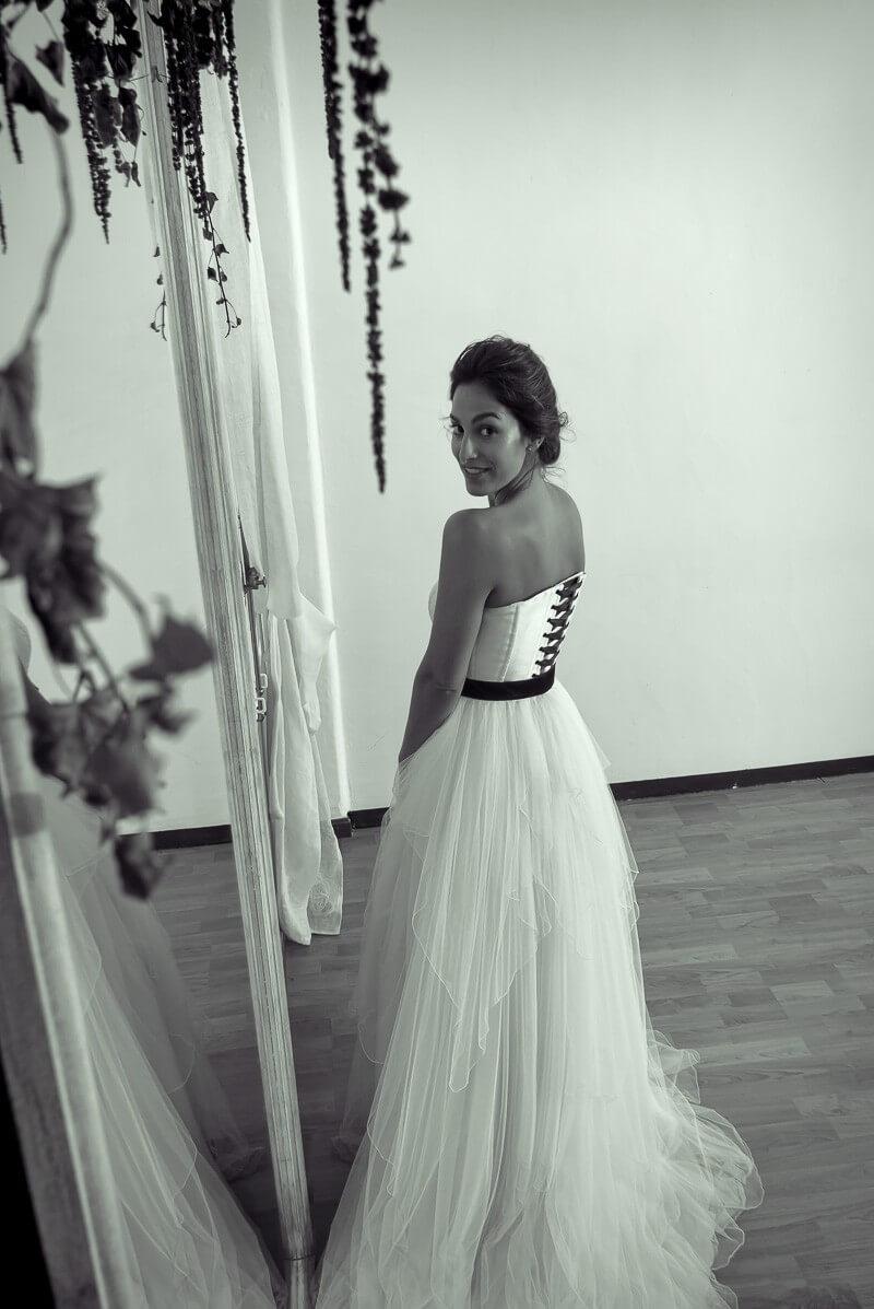 vestidos largos para madrina de boda