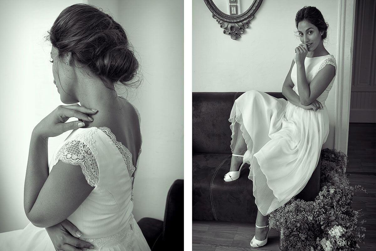 vestidos matrimonio civil