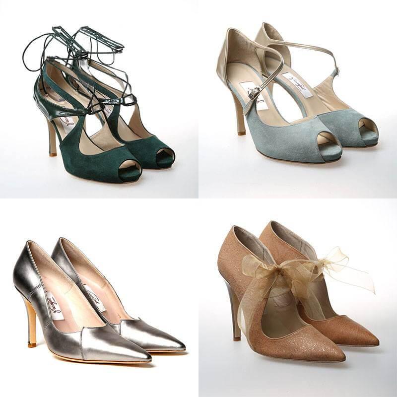 calzado colores