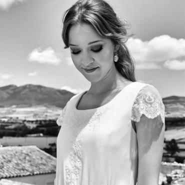 Historia de un vestido: 'Larissa'