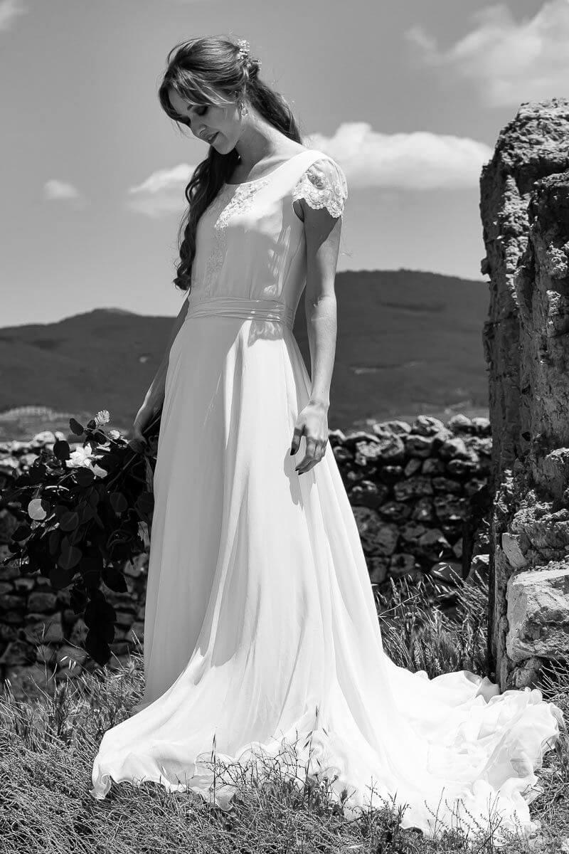 precios vestidos de novia elegantes