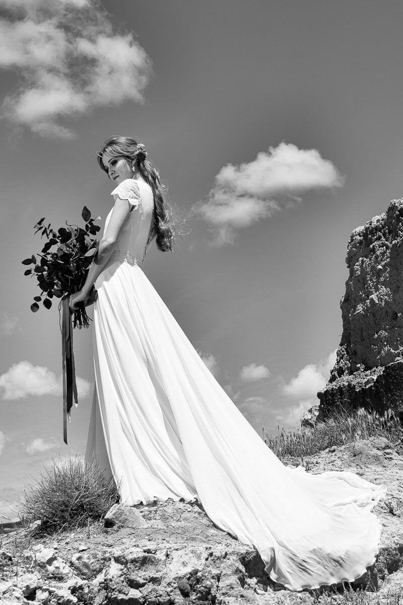 vestido ceremonia mujer