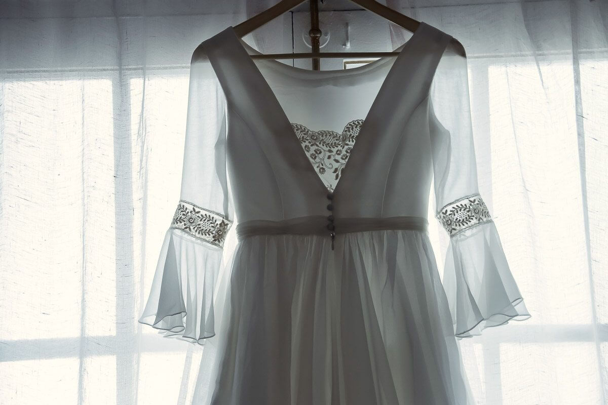 vestidos cortos para madrina de boda