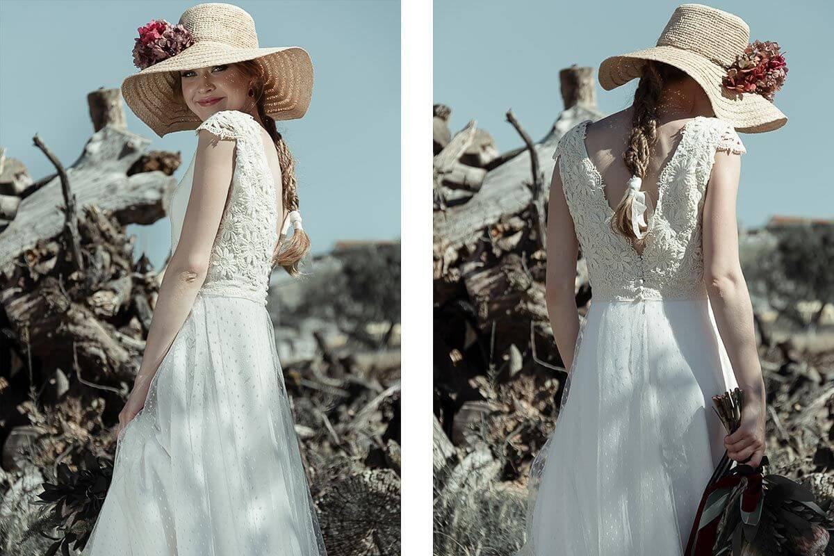 vestidos de novia diferente
