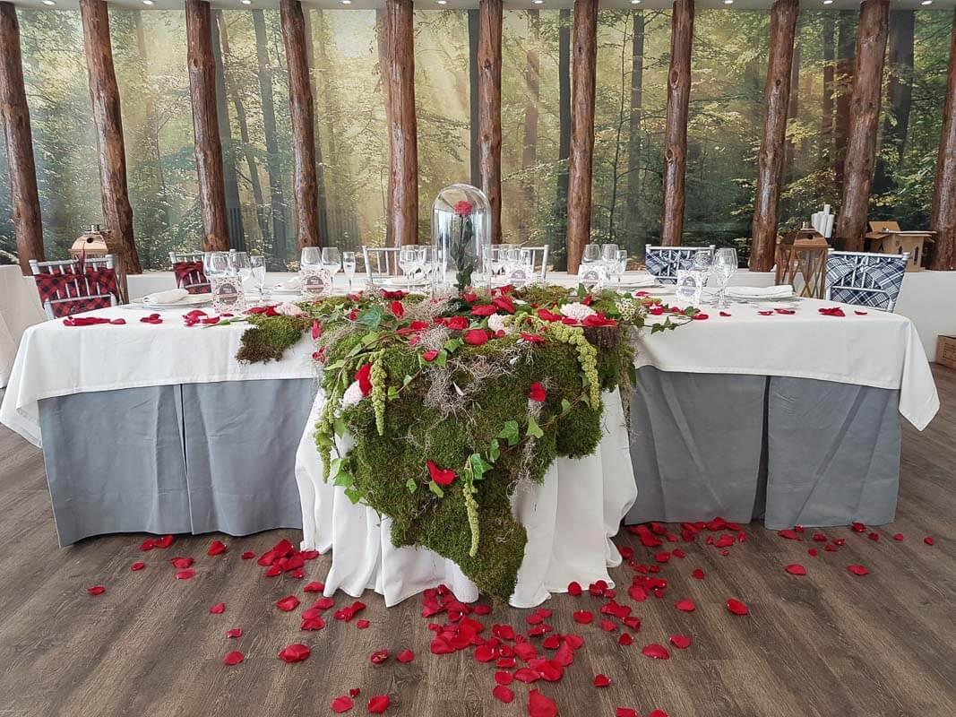 ramo flores novia