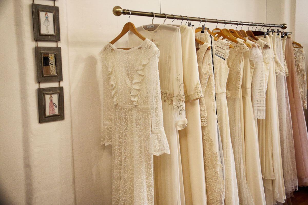 firmas vestidos novia