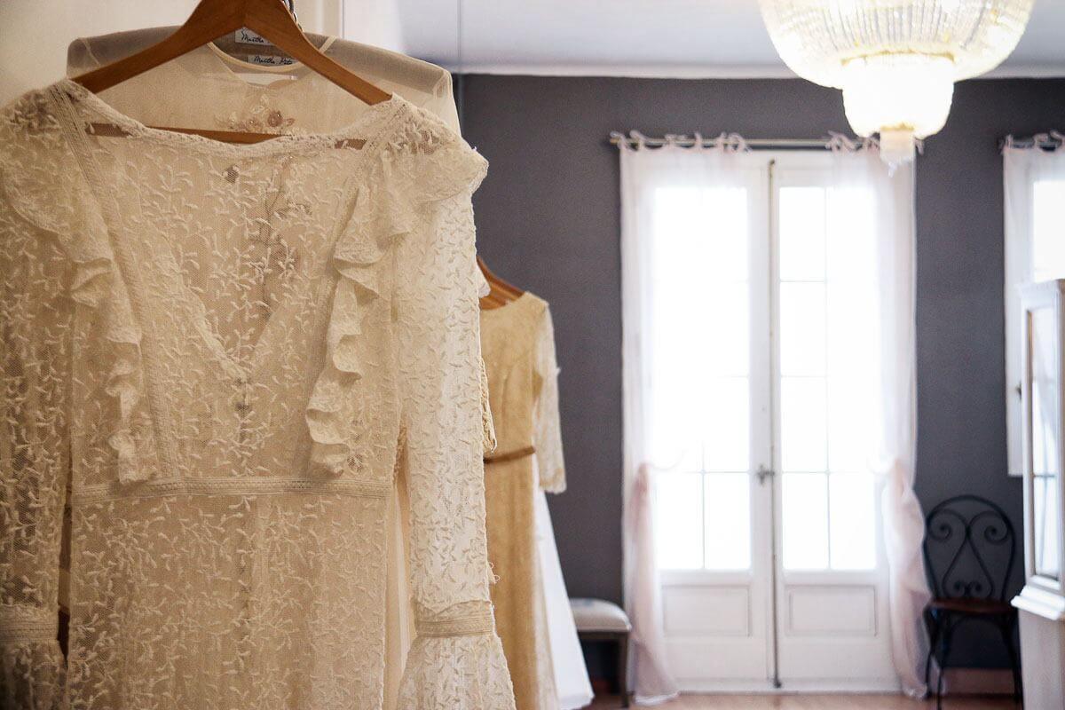 vestidos cortos de madrina de boda