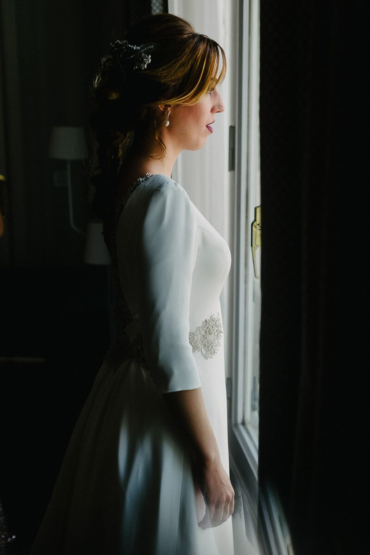 La boda de Nuria y Pablo en Villa Santa Ana