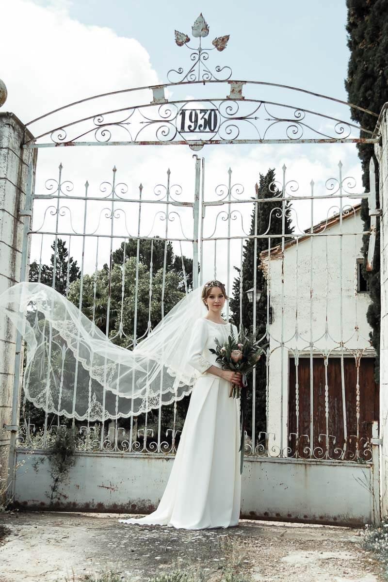 fotos vestidos novia