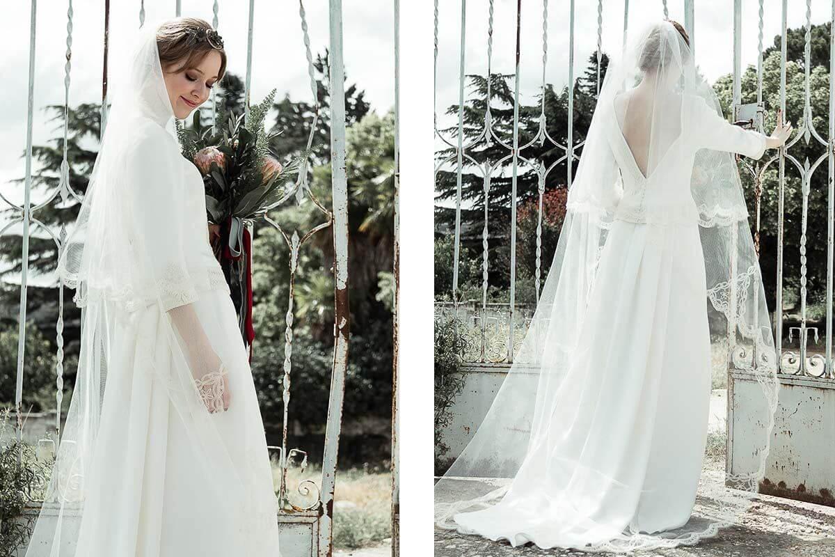 imagenes de trajes de novias