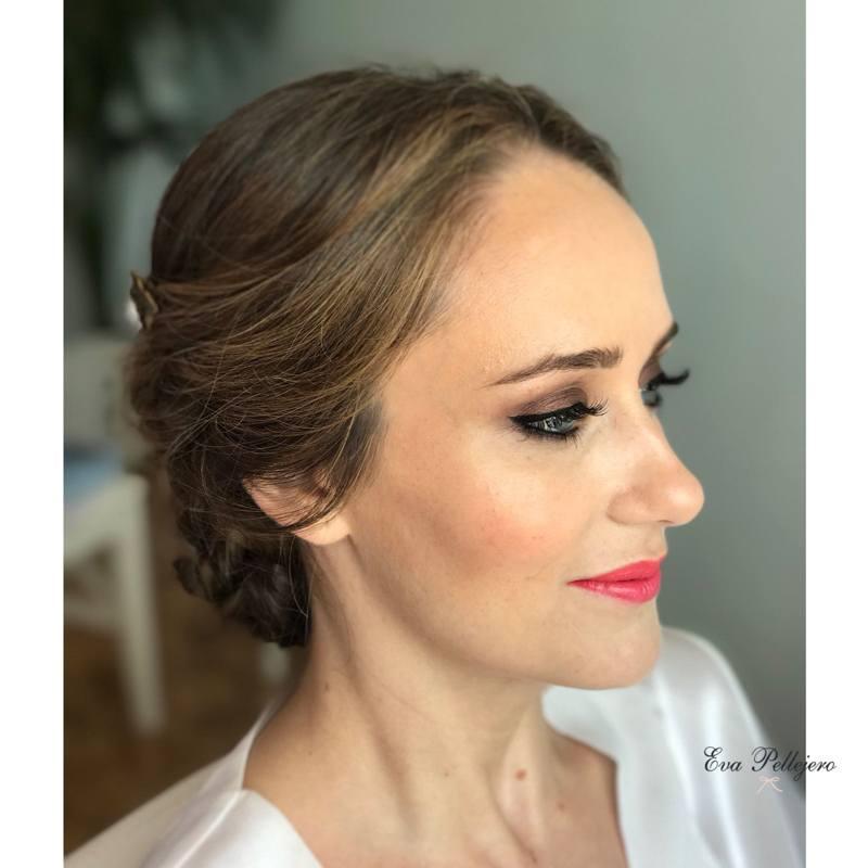 ideas maquillaje novia