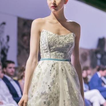 Mi desfile en Aragón Fashion Week