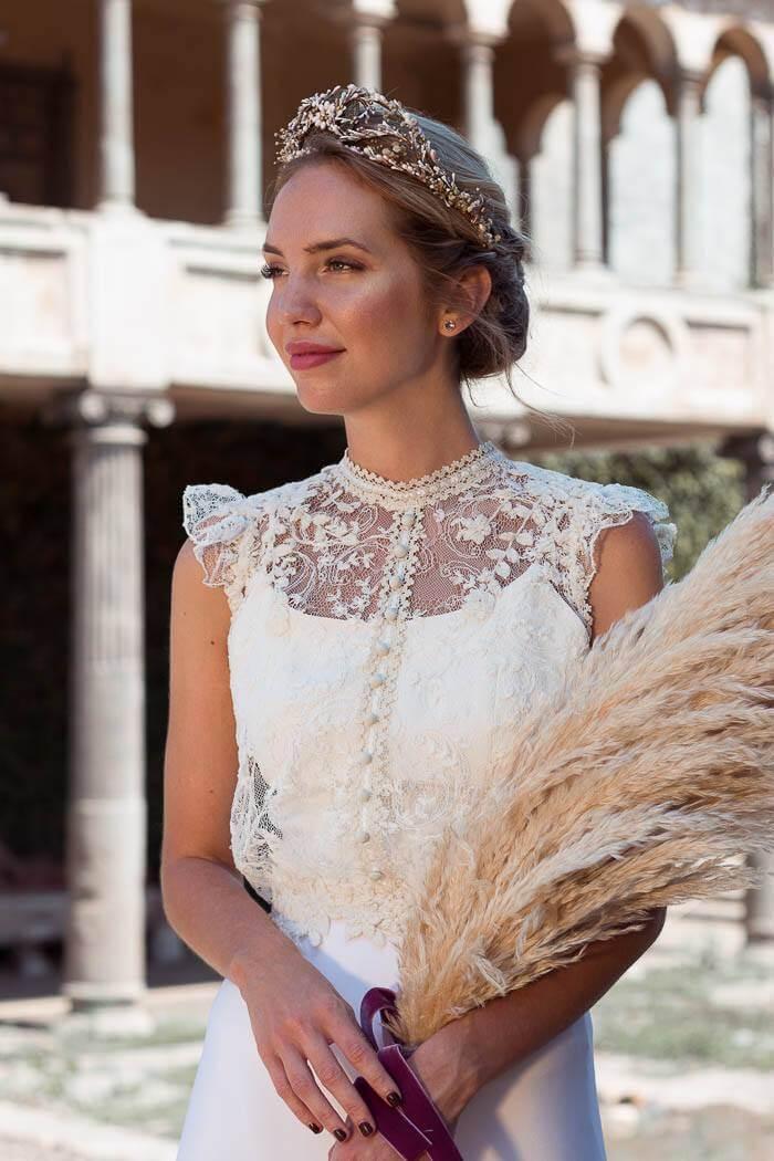 tendencias vestidos novia 2019