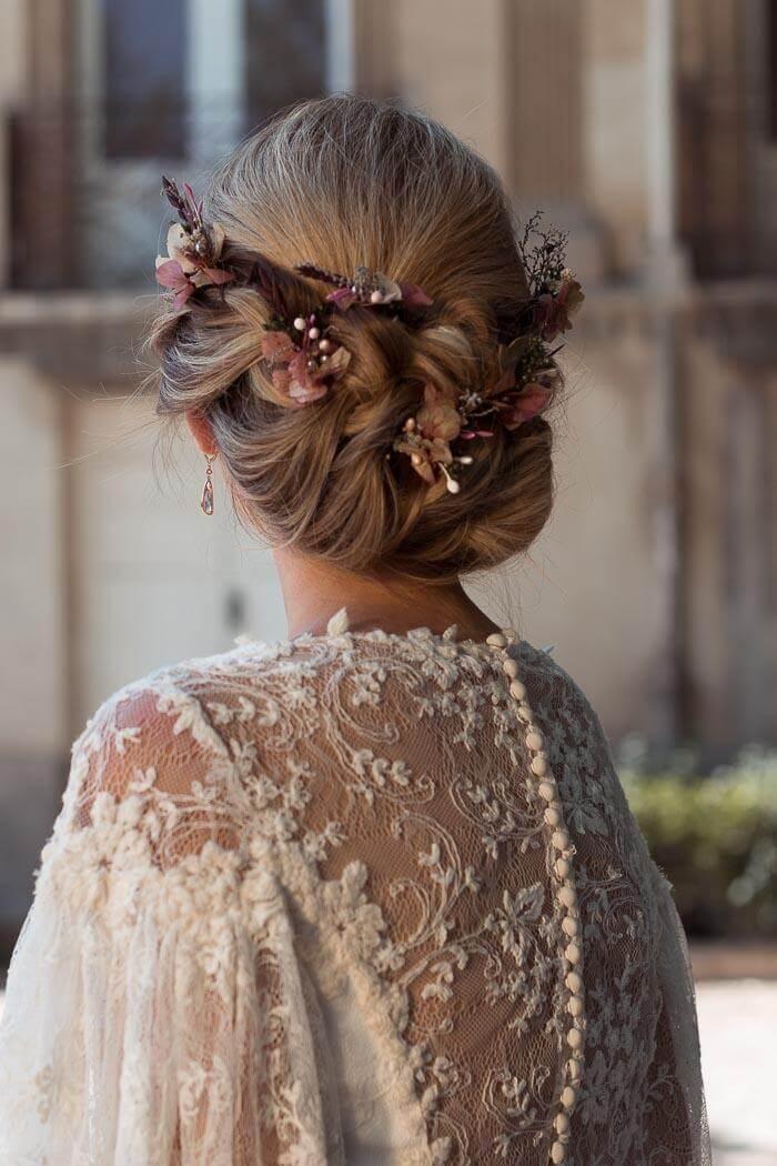 tocados de novia diferentes