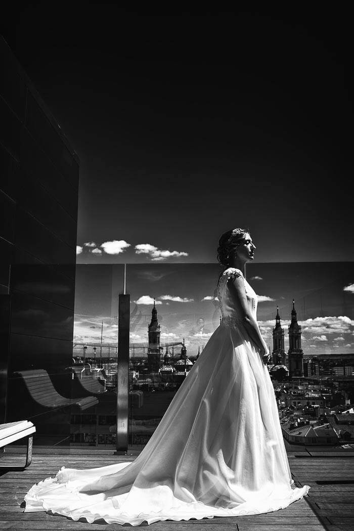 novia 2019 real vestido