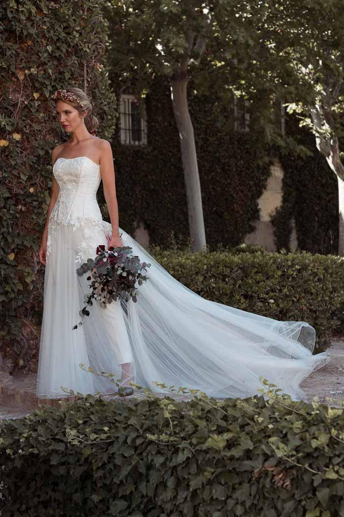 vestidos de novia 2020 diferentes