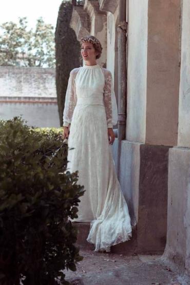 Antonella, un vestido de cine