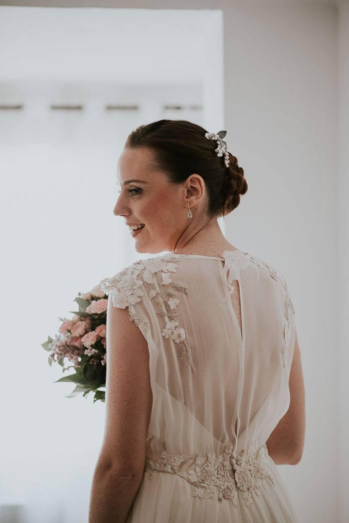 vestido novia real 2020