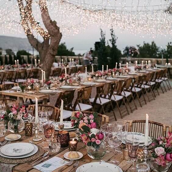 ideas bodas verano