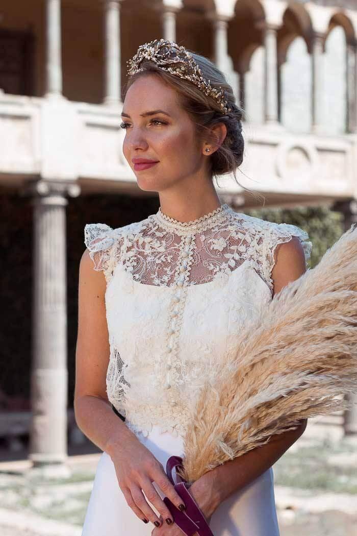 vestidos de novia para el 2020