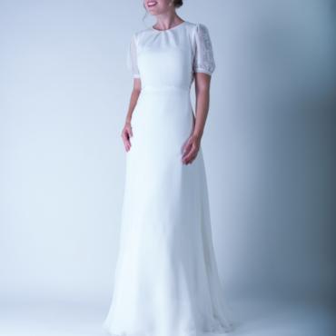 Si me casara con… el vestido Jenny