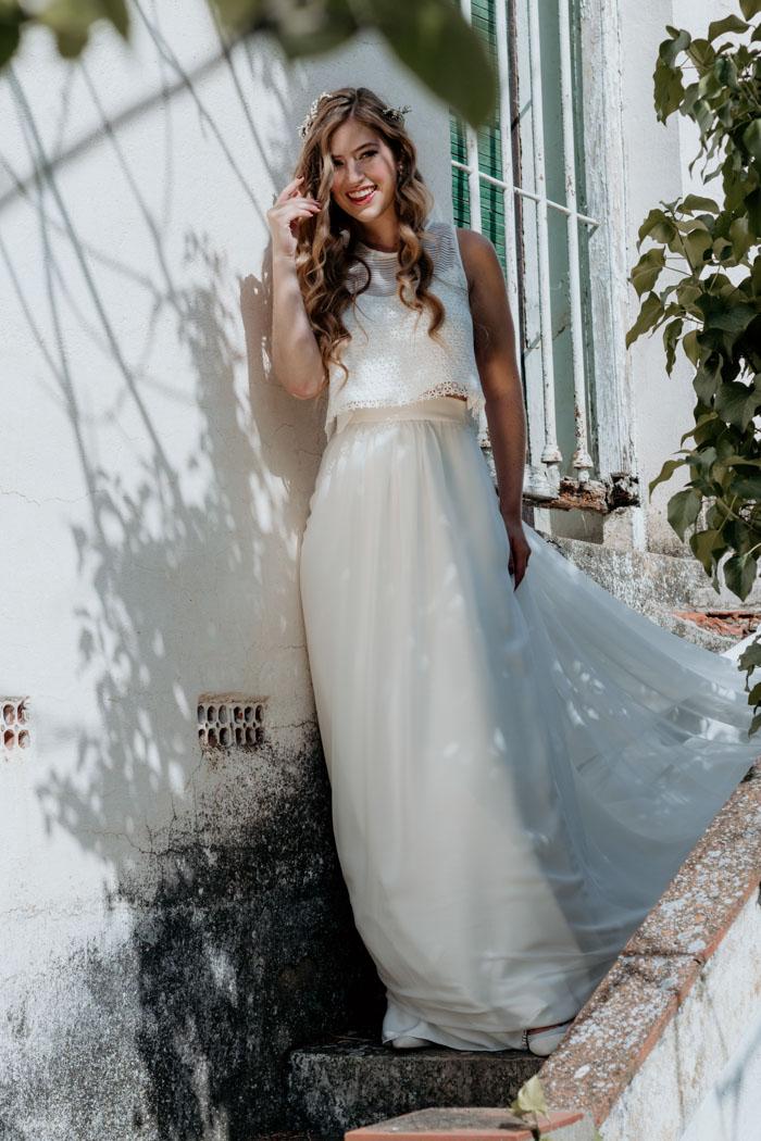 trajes de novia 2020