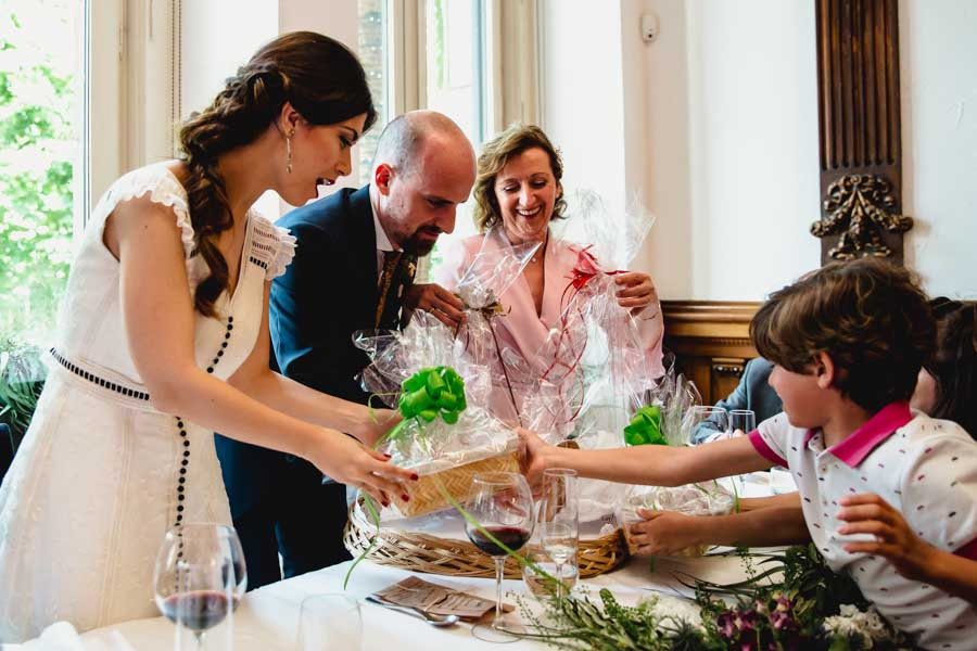 Inspiracion boda pequeña