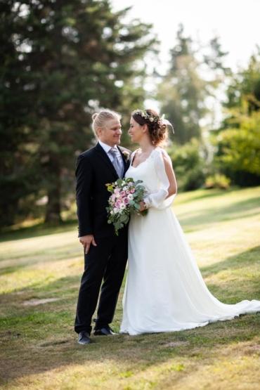 La boda de Fátima y Kimmo