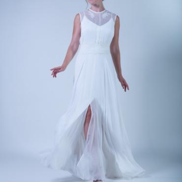 Si me casara con… el vestido Theda