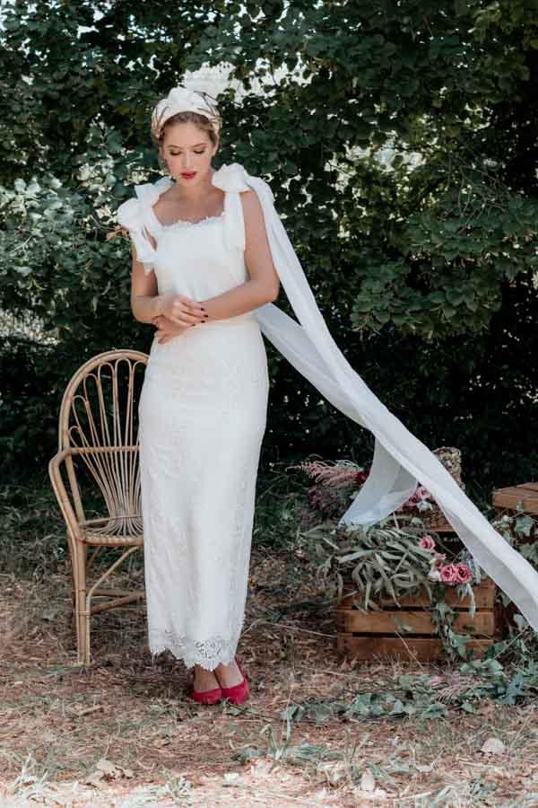 vestidos de novia coleccion 2020