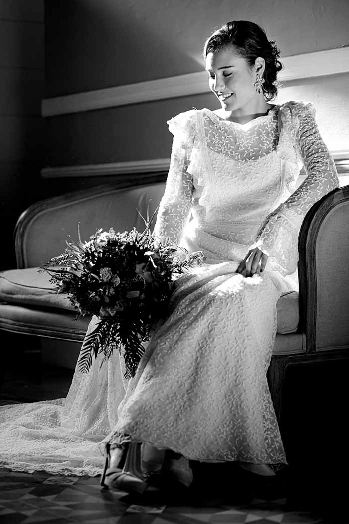 editoria moda novia