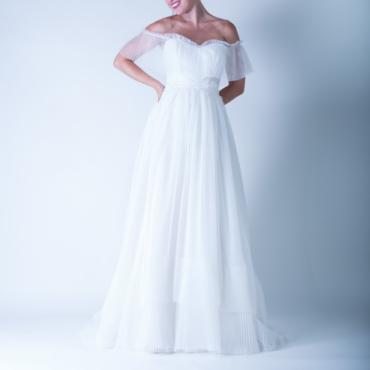 Si me casara con… el vestido Janina
