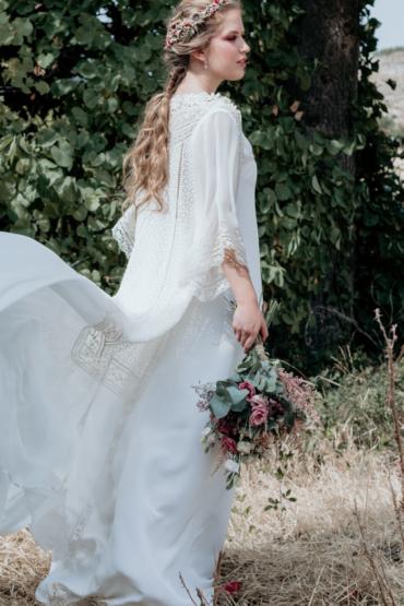 Katha, aires bohemios para novias de espíritu libre
