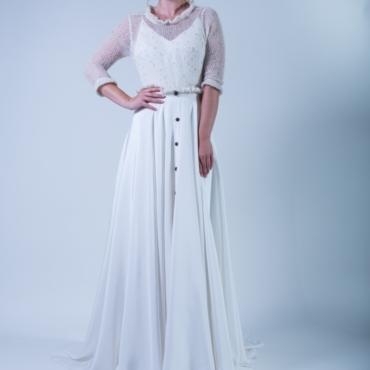 Si me casara con… el vestido 'Liesi'