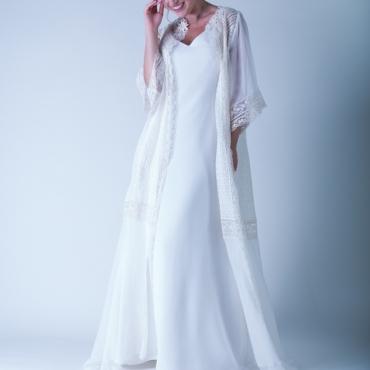 Si me casara con… el vestido Katha