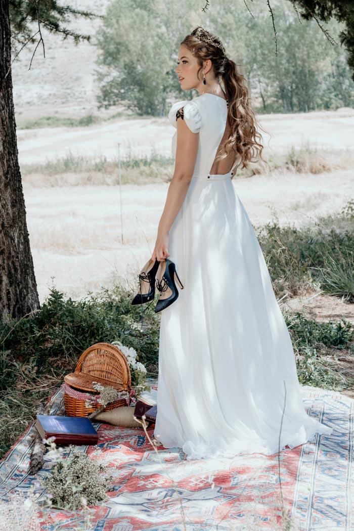 coleccion novia 2020 a medida