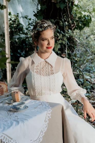 'Johanna', nuestro vestido camisero más sofisticado